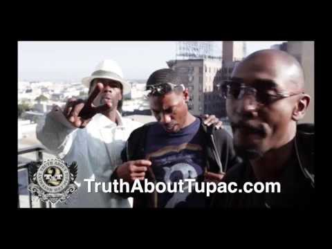 Rappin 4-Tay Only God Can Judge Me Balcony Pac's Birthday