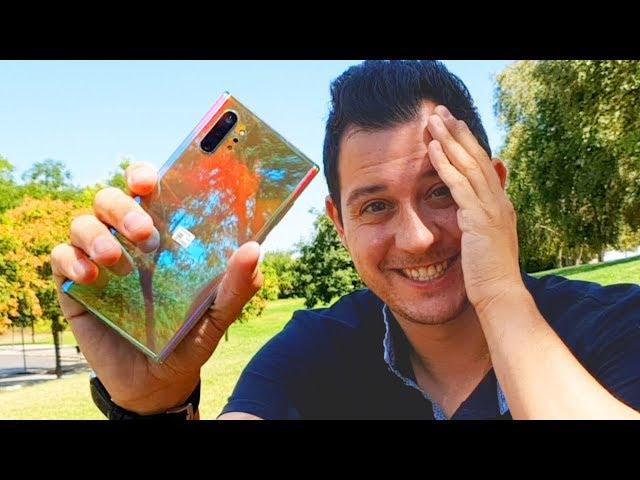 LO TENGO!! Galaxy Note 10+ UNBOXING