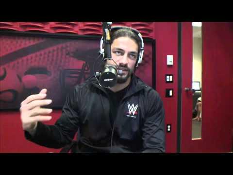 WWE Superstar Roman Reigns w/ The Junkies Pt.1