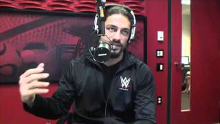 WWE Superstar Roman Reigns w/ The Junkies Pt.1