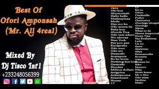 BEST OF OFORI AMPONSAH MIXED BY DJ TISCO INT'L 0248056399