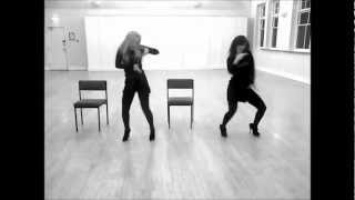 Beyonce Dance For You official choreography (by RTB dancers)