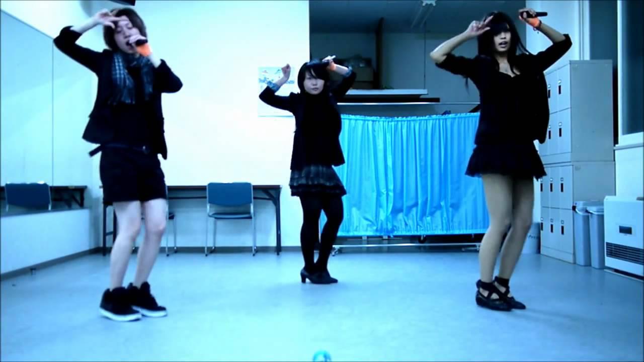 【ETTA】Perfume レーザービーム 踊ってみた【三度&Danろ&SADAKO】