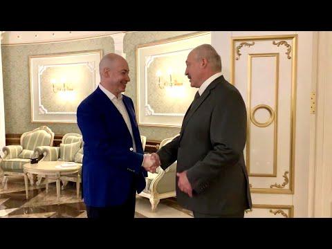 Гордон сделал интервью с Лукашенко в Минске