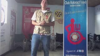 Padrino Club Rotaract Paso de la Torre - Daniel Yazo.mov