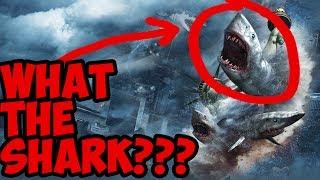 IT'S RAINING SHARKS – Sharknado Movie Review // F*cked Up Film Club | Snarled