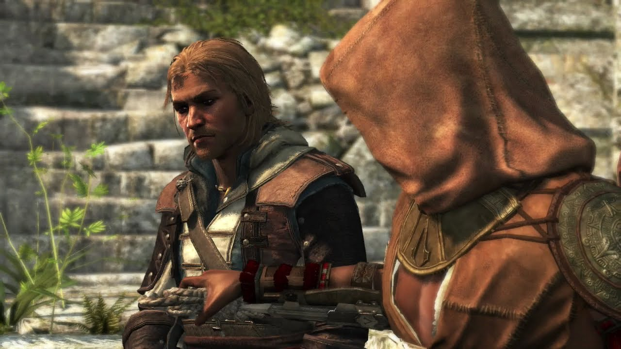 Assassin S Creed Iv Black Flag Edward Becomes An Assassin Youtube