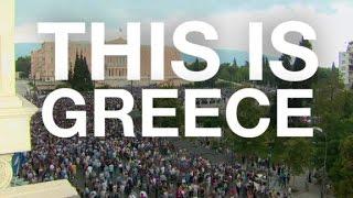 Greece residents split on financial referendum vote