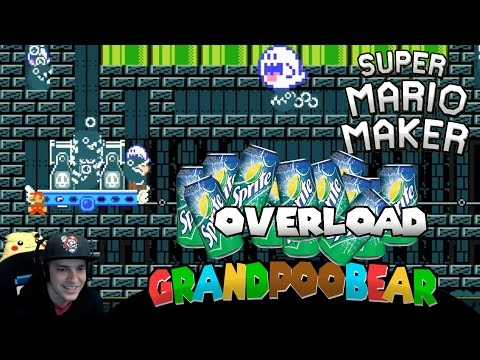 Ghostly Puzzle, Sprite Overloading, and a New Record: Mario Maker