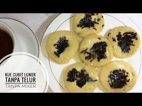 Resep Kue Cubit Lumer Tanpa Telur Tanpa Mixer Youtube