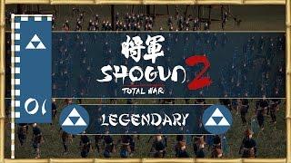 Episode 01 - Unexpected Help! As we besiege Musashi we get help une...