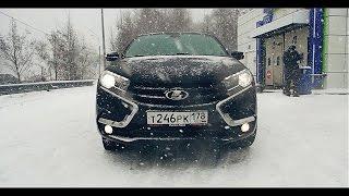Тест-драйв Lada XRAY(Официальный сайт Супротек: http://suprotec.ru/ Видеоролик