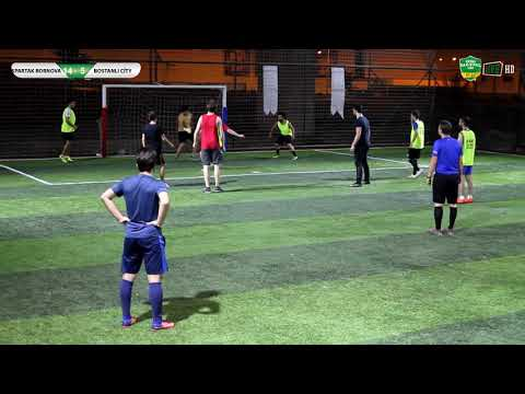 33 / Burak Alay / Spartak Bornova / iddaa Rakipbul Ligi 2018