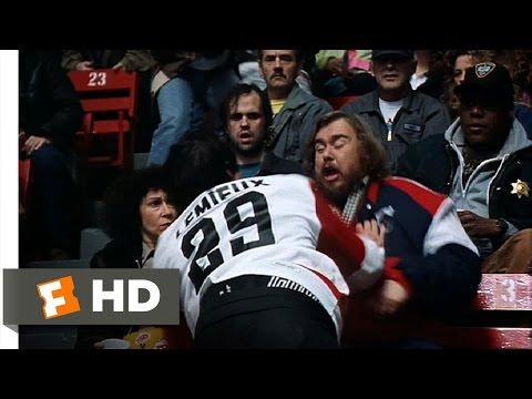 Canadian Bacon (4/12) Movie CLIP - Hockey Fight (1995) HD