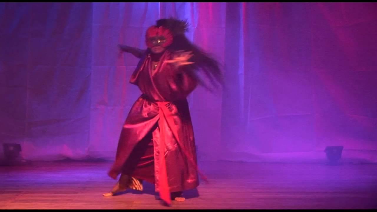 Ecstatic Sacred Dance by Devi Dhyani - Masked Ball / Migrations - Jocelyn Pook -Eyes Wide Shut
