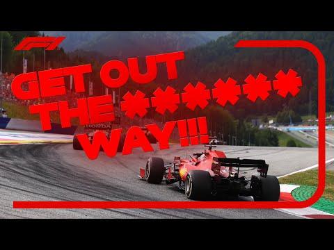Lando's Got Talent, Leclerc's Rage And The Best Team Radio   2021 Austrian Grand Prix