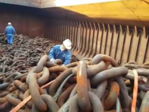 [DONGBANG] HSHI ANCHOR CHAIN OCEAN TRANSPORTATION(1)