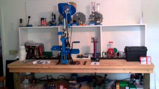 My Diy Reloading Bench