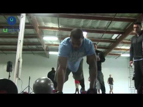 Top Speed & Performance Coach Discusses NFL Training Nutrition