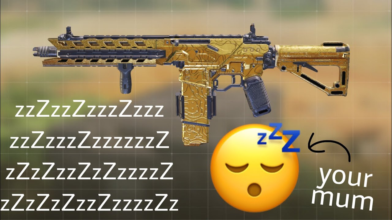 y'all are sleeping on this gun while im sleeping with your mum