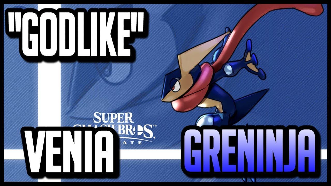 VENIA MAKING GRENINJA LOOK *GODLIKE*