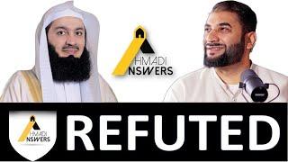 Adnan Rashid Exposes Mufti Menk : Truth of Ahmadiyya