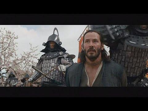"""Keanu Reeves als Samurai in """"47 Ronin"""" - cinema"""