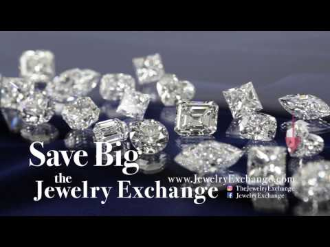 Best Place to Buy Diamonds. The Jewelry Exchange Nationwide