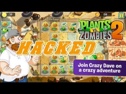 hack plants vs zombies 2 ios chưa jailbreak - Plants VS. Zombies 2 [Hack]: No Jailbreak Needed Unlimited Coins, Keys, Characters, Levels
