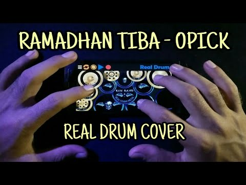 ramadhan-tiba---opick-(-real-drum-cover-)