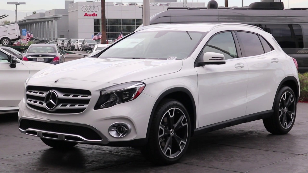 the 2019 mercedes gla 250 review walkaround youtube. Black Bedroom Furniture Sets. Home Design Ideas