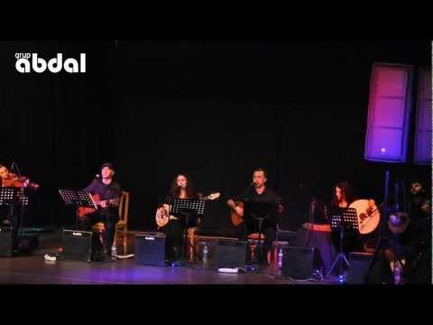 Grup Abdal (Official) - Kul Olayım Kalem Tutan Ellere | Ozanca 2013 |