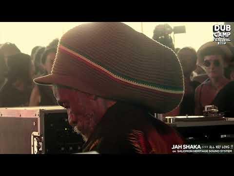 DUB CAMP FESTIVAL 2017 - JAH SHAKA ▶ Paco Ten