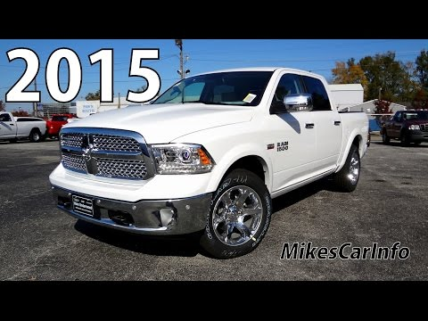 2015 RAM 1500 LARAMIE - Ultimate In-Depth Look