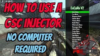 How to use a GSC injector PlayStation 3 Jailbreak