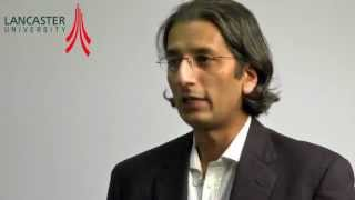 Professor Awais Rashid on Cyber Security