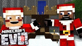 Video CHRISTMAS PRESENTS FOR THE MAFIA  - Minecraft Evolution SMP #21 download MP3, 3GP, MP4, WEBM, AVI, FLV Desember 2017