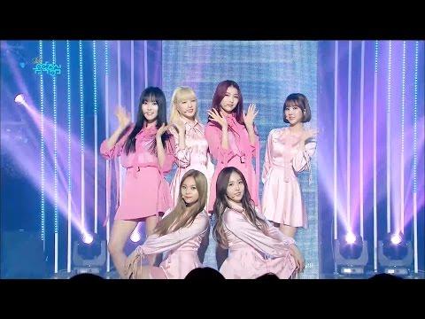【TVPP】GFRIEND – Hear The Wind Sing, 여자친구 - 바람의 노래 @Show Music Core