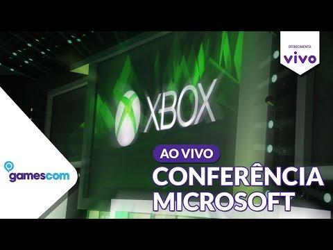 gamescom 2015: conferência da Microsoft — evento ao vivo às 11h!