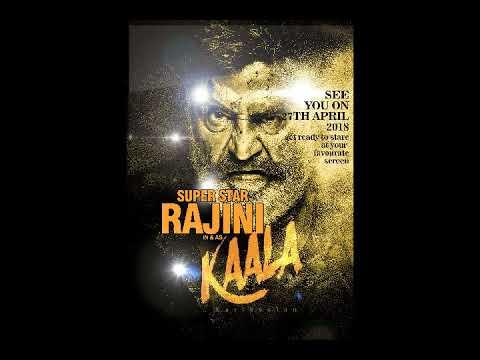 Kaala (Tamil) - Poster Fan Made | Rajinikanth | Pa Ranjith | Dhanush | Santhosh Narayanan