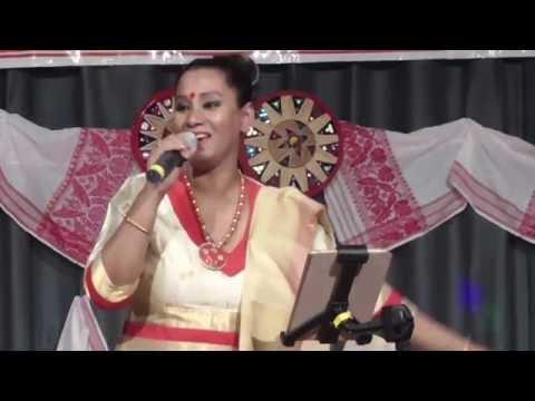 Bollywood hits of Kalpana Patowary | LIVE in London 2016
