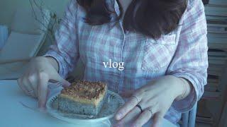 (Vlog) 시험공부 하고 과제하는 대학생 브이로그 ,…