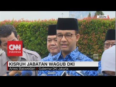 Kisruh Jabatan Wagub DKI Jakarta Mp3
