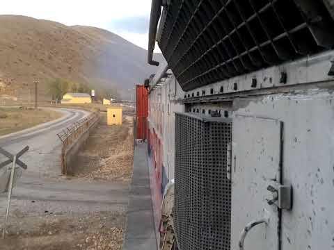 TCDD DE24000-DE33000 Yük Treni BELEMEDİK