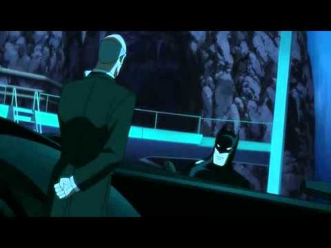 Justice League: Doom (2012) Alfred Owns Batman