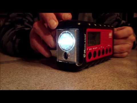 MIDLAND EMERGENCY CRANK RADIO REVIEW ER310