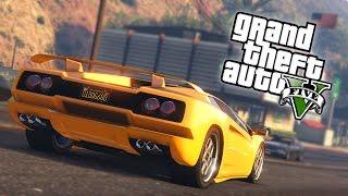 GTA 5 NIEUWE AUTO 'INFERNUS CLASSIC' (GTA 5 Update)