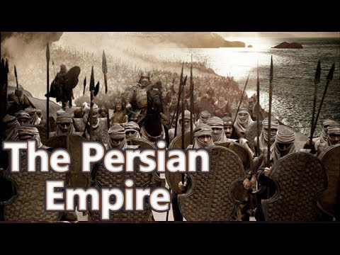 The Persian Empire: The First Superpower - Ancient History #