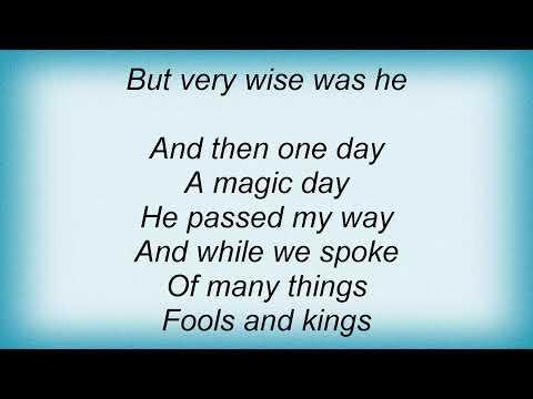 Jamie Cullum - Nature Boy Lyrics