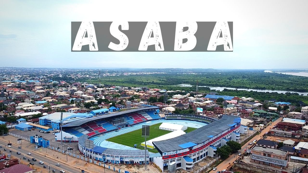 This Is Asaba, Nigeria. - YouTube